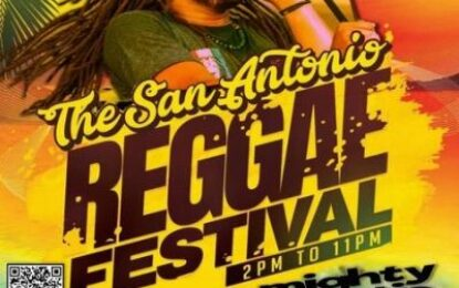 THE SAN ANTONIO REGGAE FEST 2021 July 31, 2021 – Get Tix Here.  EVENT THIS WEEKEND! Don't miss it