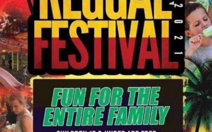 Mark your calendar! 6th Annual THE SAN ANTONIO REGGAE FEST 2021 July 31, 2021