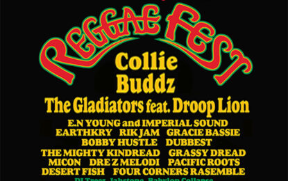 The FOUR CORNERS REGGAE FEST is on for SEP 3-5 2021.  Unfortunately, STEPHEN MARLEY will not be able to perform.