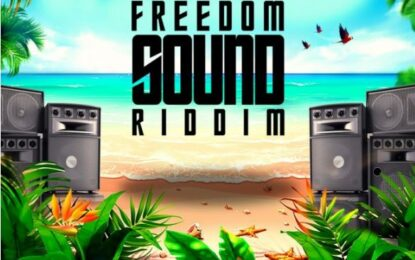 New Riddim from Donsome Records with Chezidek, Ammoye, Junior Kelly, Mykal Rose, Lutan Fyah, Richie Spice, more!